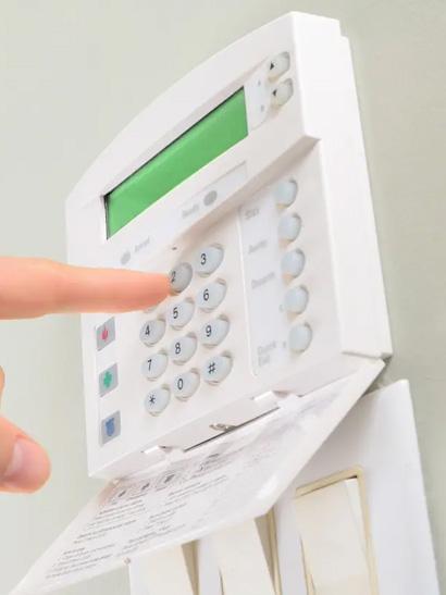 Detecteurs d alarmes