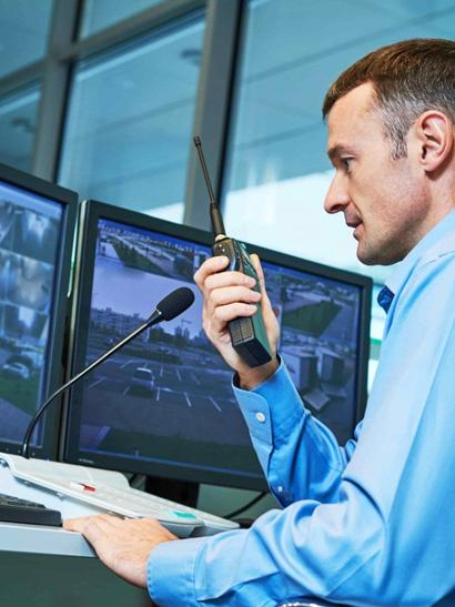 Service telesurveillance